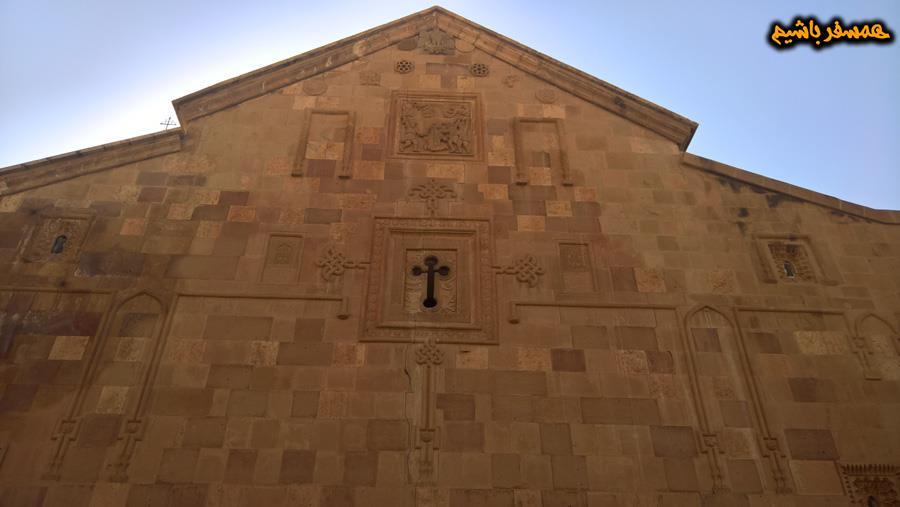 جلفا کلیسا سنت استپانوس