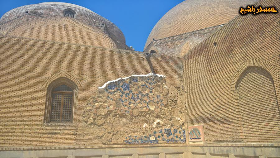 مسجد کبود تبریز همسفر باشیم