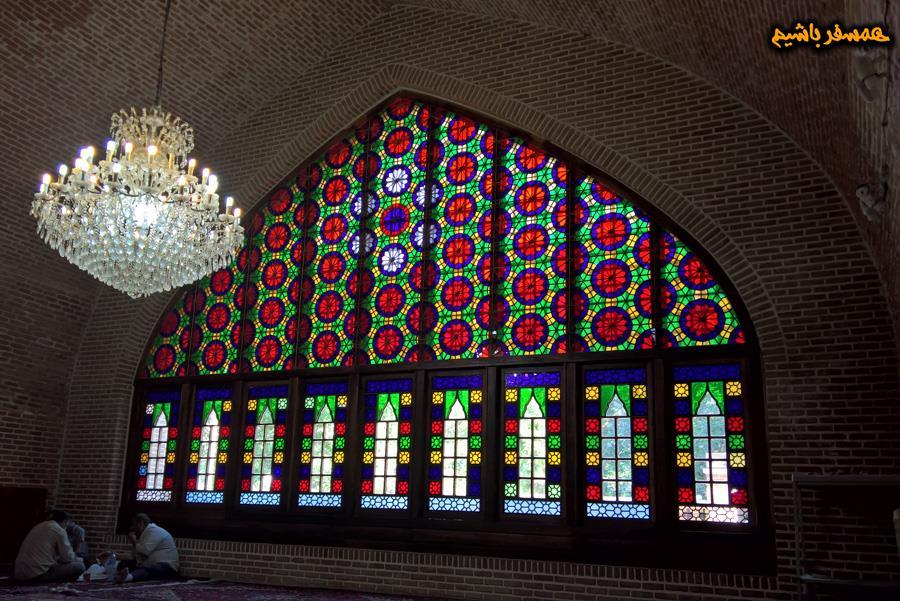 مسجد جامع تبریز همسفر باشیم